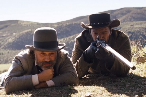 An excellent dynamic is set-up and executed between Django and Schultz (Waltz) who. naturally, steals the show.
