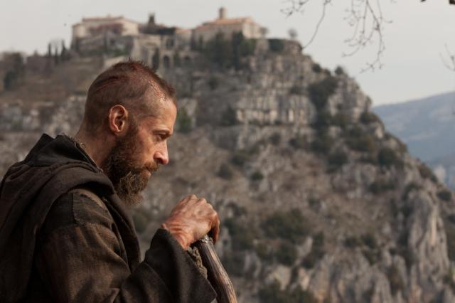 Hugh Jackman gives a stirring performance as redeemed fugitive Jean Valjean.