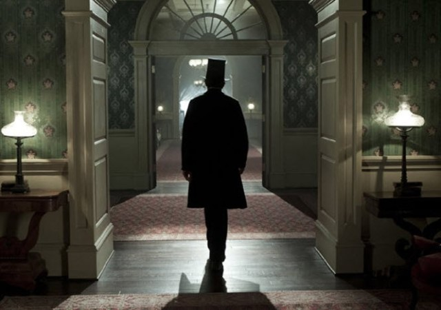"""""""I suppose it is time to go…though I would rather stay"""". Lincoln is a captivating retelling of the final months of the Emancipators life."""