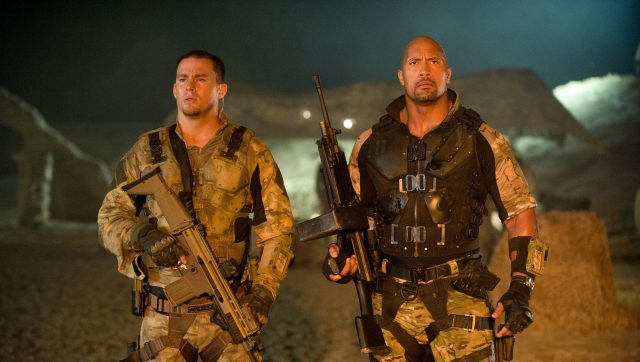 Dwayne Johnson is subbing in for Channing Tatum for the sequel very few expected.