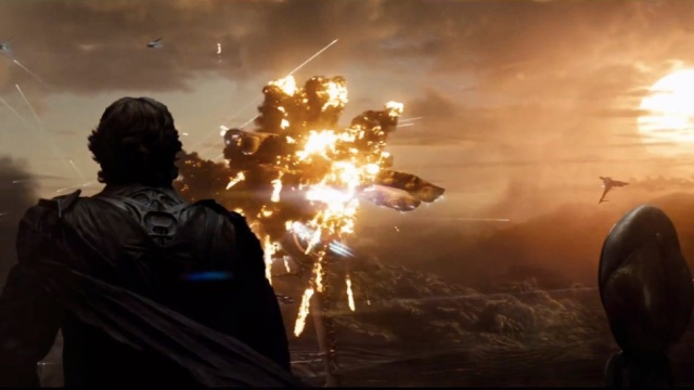 Unexpectedly, the Kryptonian opening is actually a bit more enthralling than the rest of the movie.