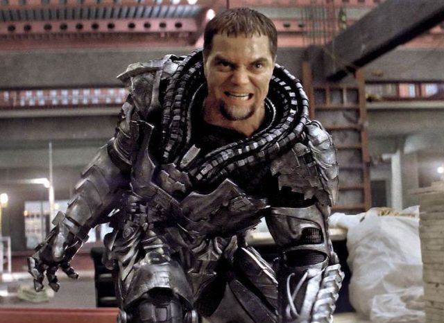 Michael Shannon is immense as the single-minded and utterly ruthless Zod.