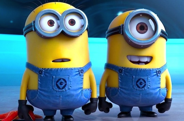 The minions have their uses as comedic props, but will probably grate with the older audience.