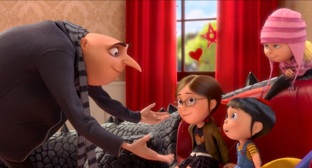 Steve Carell is back as Gru in this surprisingly charming sequel.