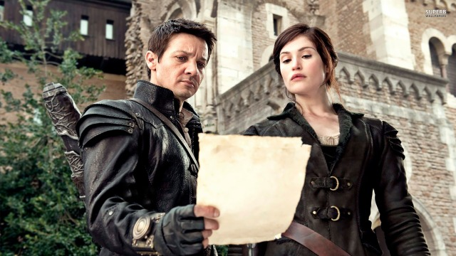 Renner and Arterton. A duo no one wanted in a movie no one should see.