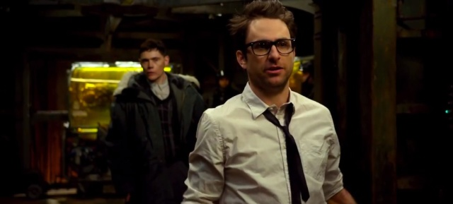Charlie Day is one of the surprising stand-outs of Pacific Rim.