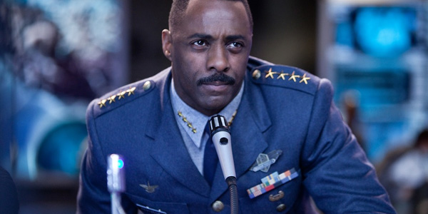 As accomplished as he is, Idris Elba can do nothing to improve Pacific Rim on the acting front.