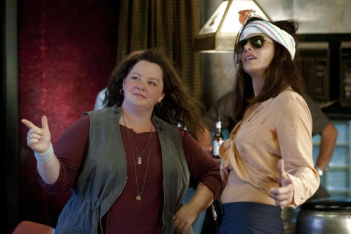 Bullock and McCarthy team up in a female dominated buddy-cop movie