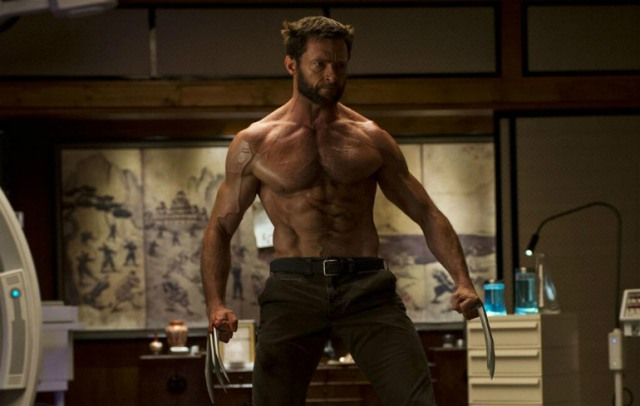 "Hugh Jackman returns as the titular ""Wolverine"" in the seventh X-Men movie."