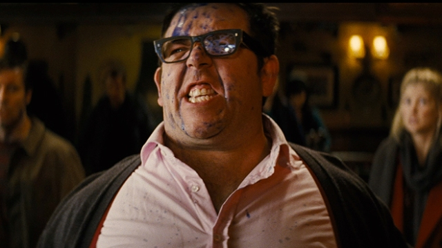 Nick Frost is probably the best of the cast, playing mostly against type.