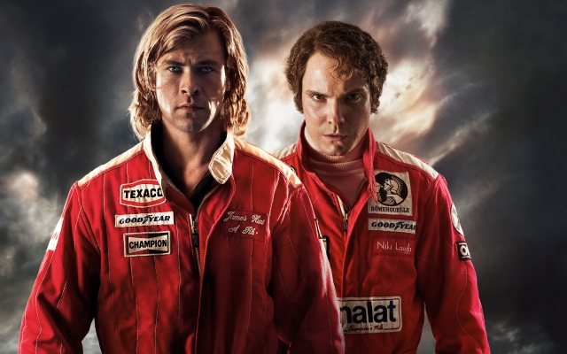 Rush is the intense and utterly gripping story of the Hunt/Lauda F1 rivalry.