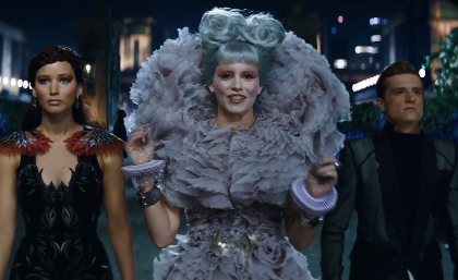Elizabeth Banks is one of a few who have actually been able to up their game on the last one, providing a microchasm of the Capitol in general.