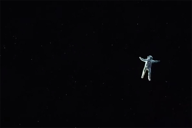 Gravity is an Alfonso Cuarón's project featuring stunning views and abject terror.