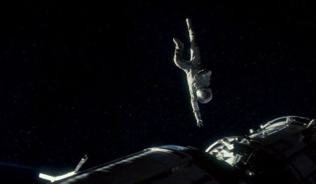 Gravity is easily one of the best thrillers of the year, all the way up to its heart-racing conclusion onboard the Chinese Tiangong.