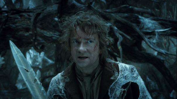 Freeman is still Bilbo, you just wish it was for longer.