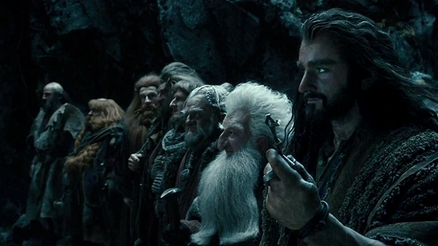 The Desolation of Smaug has a grand, epic feel to much of its action packed running time, as the Quest for Erebor continues.