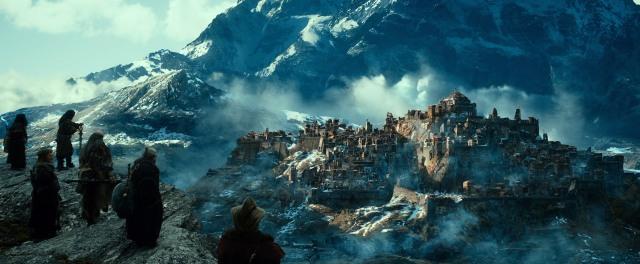 Some fantastic visuals mark this chapter of Jackson's Hobbit saga.