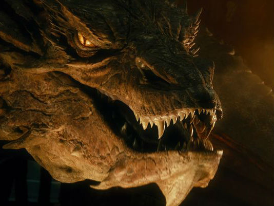 Easily the best depiction of a dragon on film.