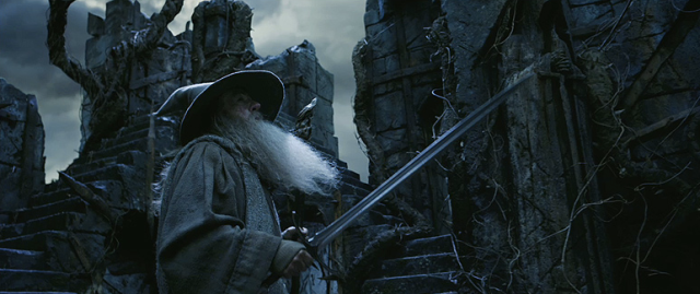 McKellan remains as good a Gandalf as he always has been, carrying a somewhat lacklustre sub-plot that centres of Dol Guldur.