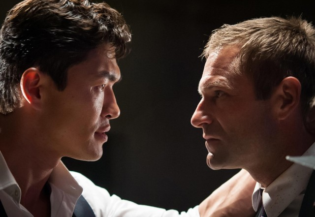 Rick Yune lacks a certain something to be this films Gruber, while Eckhart just doesn't have enough to do.