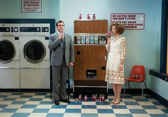 Steve Carell and Kristin Wiig do their best to steal the show with their wonderful romance sub-plot.