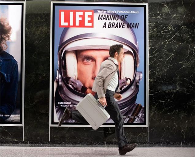 Ben Stiller directs, co-produces and stars in this  long awaited adaptation of the iconic short story.