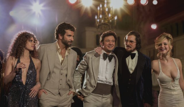 David O' Russell heads to the 70's in American Hustle, with an all star cast.