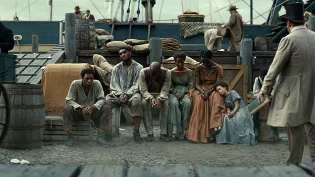 Steve McQueen's latest is a stark, vivid depiction of the slave trade, based on the famous memoir.