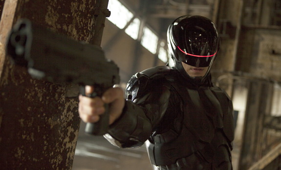 The latest Hollywood reboot see's Joel Kinnaman become RoboCop.