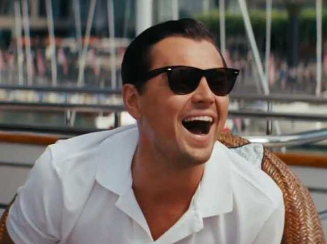 DiCaprio is very good in the lead role, demonstrating a comedic ability that few knew he had.