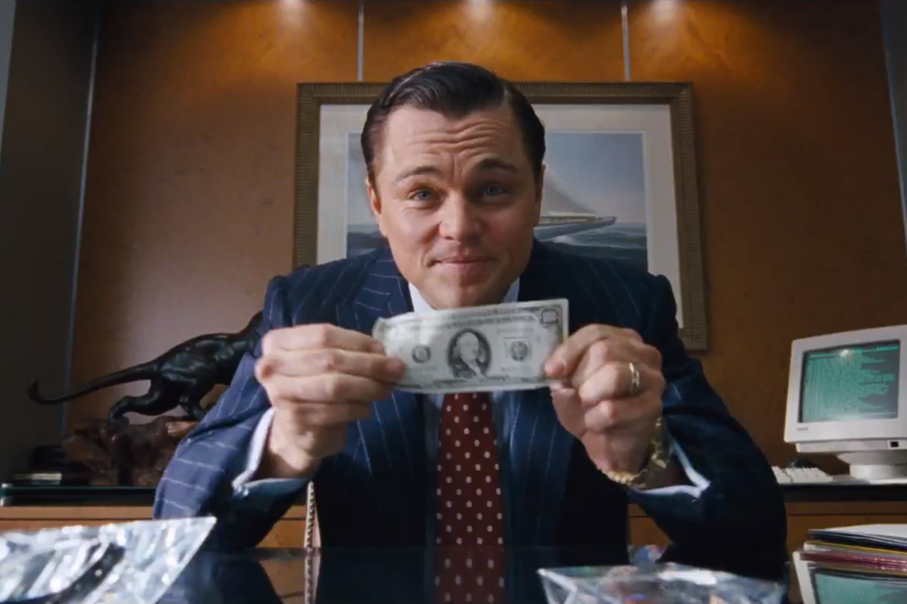 Review: The Wolf Of Wall Street | Never Felt Better
