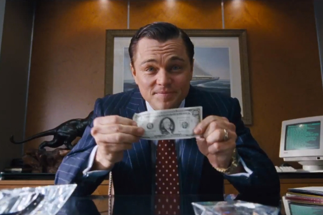 The excess-filled story of Jordan Belfort comes to the screen through the work of Martin Scorsese and Leonardo DiCaprio.