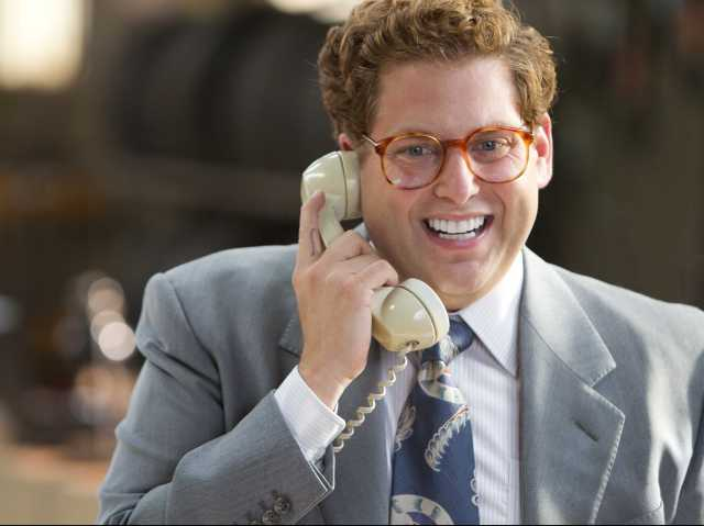 Jonah Hill is excellent as Belfort's chief toady Donnie.