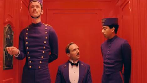 Wes Anderson's fantastical comedy/drama has finally arrived.