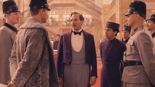 Ralph Fiennes and Tony Revolori are wonderful in the starring roles, a great mentor/pupil plotline.