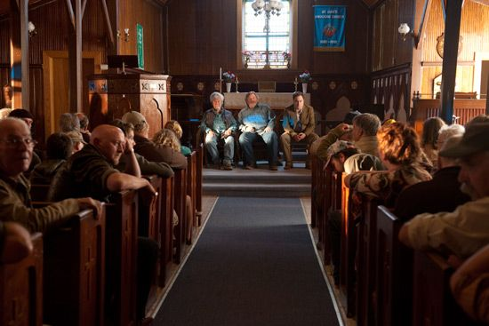 The Grand Seduction captures the feel of a rural area in crisis very well.