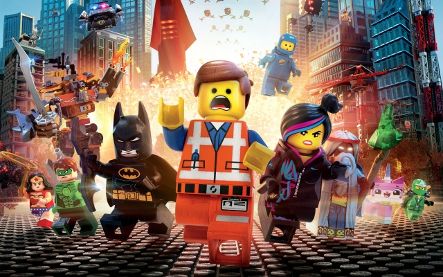 Is everything awesome with this film?