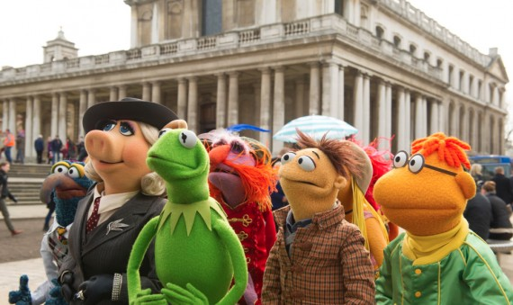 The Muppets role is far better (and funnier) than that of the human cast.