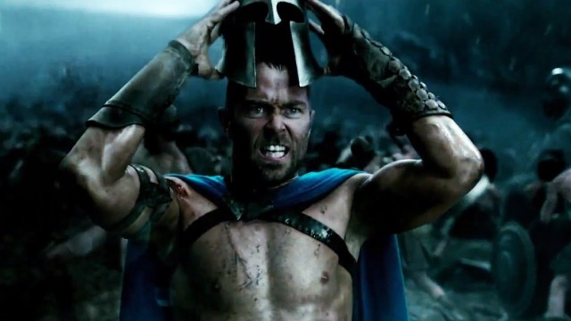 Stapleton doesn't really have the chops to headline this movie, his Themistocles being rather dull as a character.