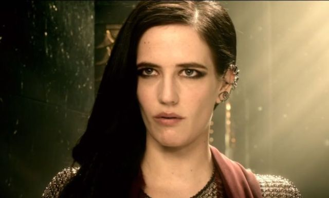 Eva Green absolutely steals the show as Artemisia.