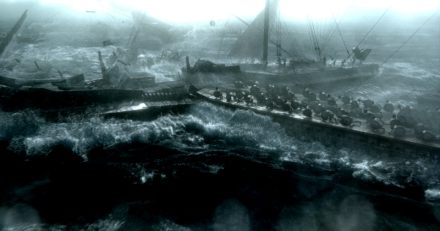 The sea battles are a great credit to Rise Of An Empire.