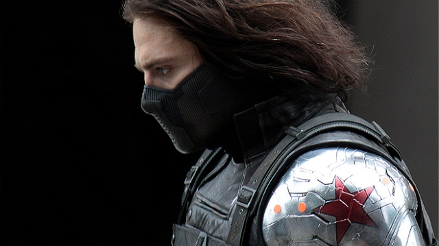 While a title character, the Winter Soldier doesn't get a whole load of time, but is still effective nonetheless.