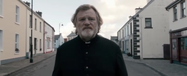Brendan Gleeson is making his way to his own Calvary in this follow-up to The Guard.