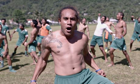 American Samoa might lack skill, but there is no denying their spirit.