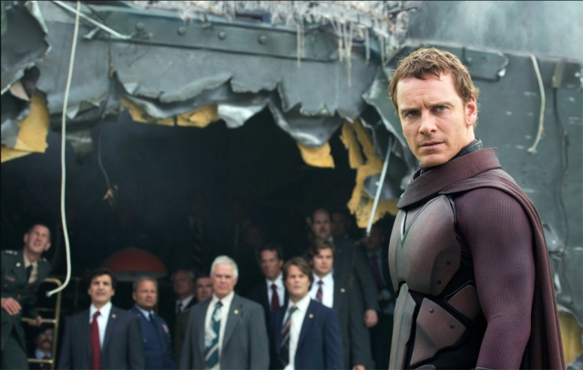 Fassbender remains an example of classic Hollywood cool in his role of Magneto.