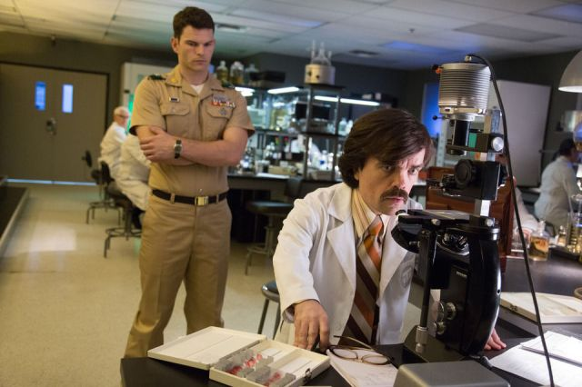 Dinklage's role could be a little better, with no real sense of proper motivation to Bolivar Trask.