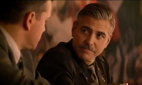 George Clooney is easily the best of a very lacklustre cast.