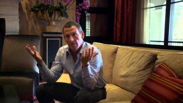 Lance Armstrong's life and obsession with success are put under the spotlight by Alex Gibney.