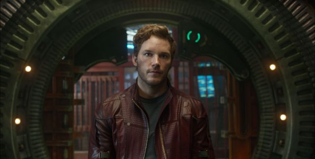 Chris Pratt takes a deserved leap into the A-List ranks with his performance as Peter Quill