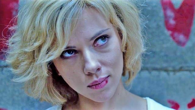Scarlett Johansson continues her sci-fi streak in Lucy.